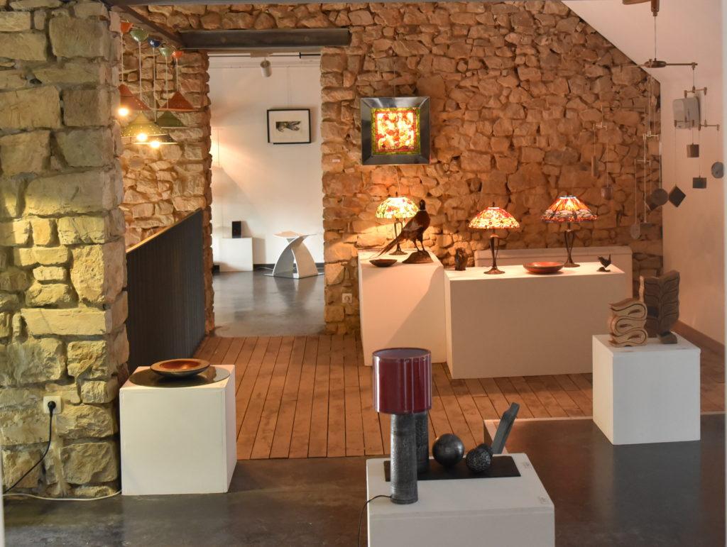 Exposition œuvres de 55 artisans wallons