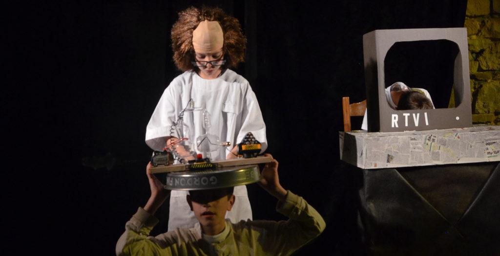 Spectacles des ateliers de théâtre impro