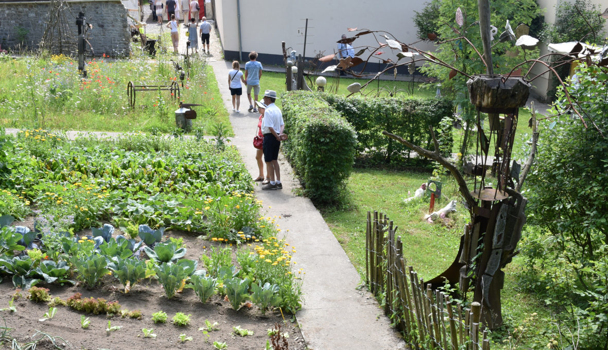 Jardin la Spirale (1)
