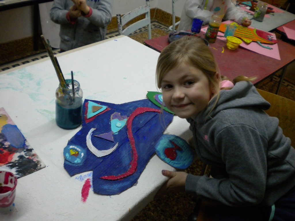 Ateliers-Stages-Animations écoles, groupes